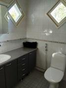 Nedre våningens wc / Alakerran wc