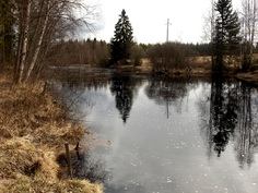 Näkymä joelta
