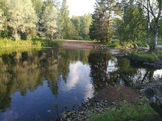 Viinikanjoen uimaranta