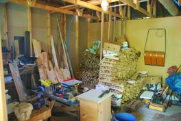 Päärakennus 2 Puuliiteri - varasto
