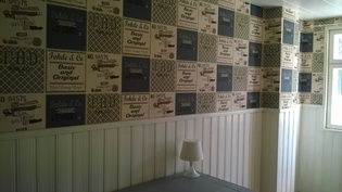Yläkerran huone III