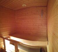 Sauna vääristynyt kuva