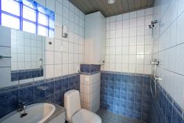 Toimitilan wc