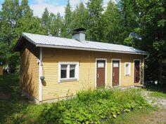 Talousrakennus (kesähuone, pukuhuone, sauna, liiteri)