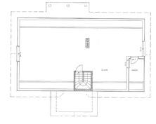 Pohjapiirustus (yläkerta)
