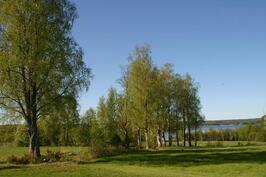 Näkymää Haapajärvelle