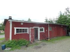 Vanha sauna/talli/varasto