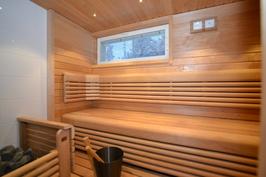 Tilava sauna (C Markku Mäntylä)