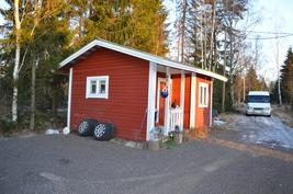 Puuliiteri ja WC