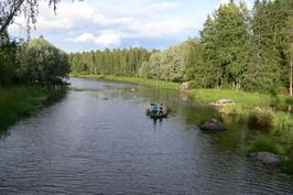 Tarpianjoki lähellä