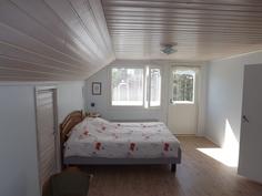 Yläkerran makuuhuonepääty