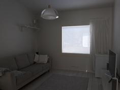 Makuuhuone 1 (TV-huone)
