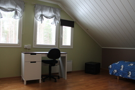 Makuuhuone /vierashuone