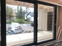 oh ikkuna lasiliuku-ovella