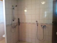 saunan suihkut ja wc
