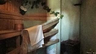 puu sauna