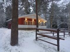 61m2 saunallista taloa on vuokrattu majoituskäyttöön