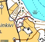 Tonttikartta © Maanmittauslaitos lupanro 633/KP/04