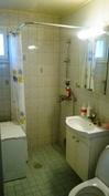 suihku ja wc lattialämmityksellä