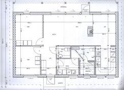 Talon alkuperäinen suuntaa antava pohjakuva