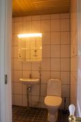 Päämakuuhuoneen WC