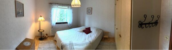 Kolme makuuhuonetta