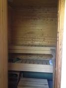 Jokaisessa asunnossa lähes käyttämättömät saunat
