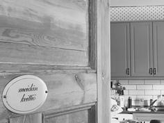 Keittiön on kodin sydän