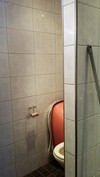 Saunatuvan wc