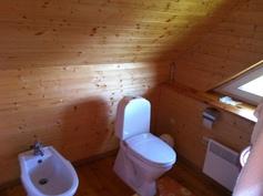 WC, 2 keros