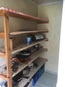 Keittiön varastohuone
