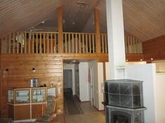 Olohuone/yläkerta
