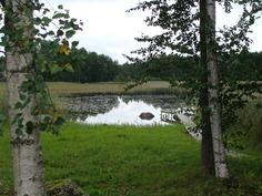 Takapihan järvinäkymä