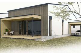 Arkkitehtuurisesti tyylikkäitä koteja