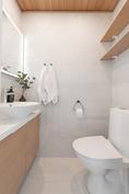 Erillis-WC asukasvalinnoin