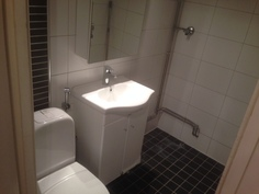 WC/suihku
