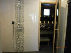Kylpyhuone - sauna