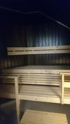 Sauna - remontoitu 4/2018