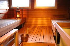 8-10 henkilön sauna