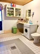 Kodihoitohuone / WC