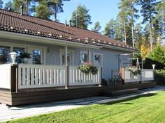 Talon kuva terassin puolelta