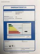 Energiatodistus sivu 1(2)