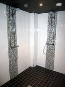 Kaksi suihkua
