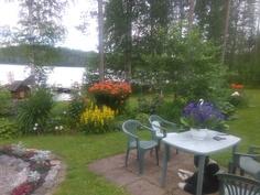 Järvi maisema
