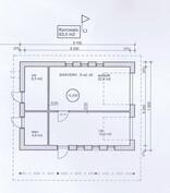Tallien, varaston ja teknisentilan pohjakuva
