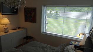 Makuuhuone, sähkötoiminen sälekaihdin