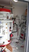 Hybridilämmitysjärjestelmän tekninen tila