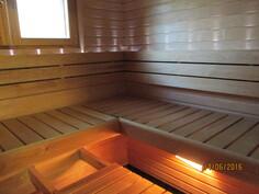 Sauna led-valoin