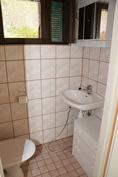 Toisen asunnon WC