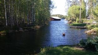 Tontilta järvelle